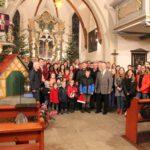 Singen und Musizieren unterm Christbaum 2019